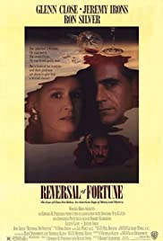 Reversal of Fortune (1990) Poster - Movie Forum, Cast, Reviews