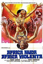 Africa nuda, Africa violenta Poster