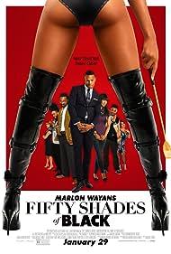 Jane Seymour, Marlon Wayans, Mike Epps, Kali Hawk, Affion Crockett, Jenny Zigrino, and Andrew Bachelor in Fifty Shades of Black (2016)