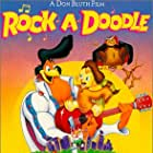 Christopher Plummer, Glen Campbell, Sandy Duncan, Toby Scott Ganger, Ellen Greene, Phil Harris, and Will Ryan in Rock-A-Doodle (1991)