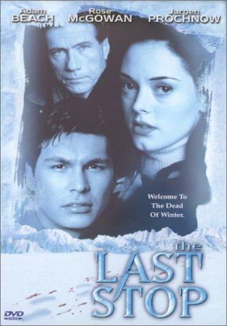 Rose McGowan, Jürgen Prochnow, and Adam Beach in The Last Stop (2000)