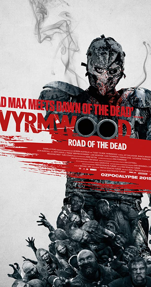 Subtitle of Wyrmwood: Road of the Dead