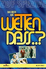 Primary photo for Wetten, dass..? aus Emden
