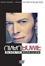 David Bowie: Black Tie White Noise Poster