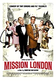 Alan Ford and Julian Vergov in Mission London (2010)