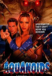 Aquanoids Poster