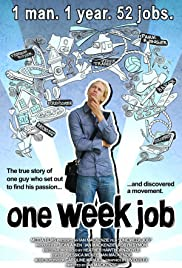 One Week Job(2010) Poster - Movie Forum, Cast, Reviews