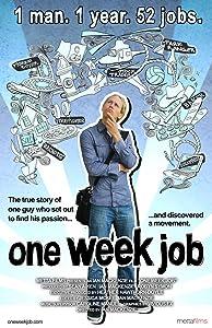 Best site for downloading movie subtitles One Week Job [pixels]