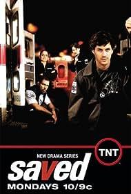 Michael McMillian, Tom Everett Scott, Tracy Vilar, and Omari Hardwick in Saved (2006)