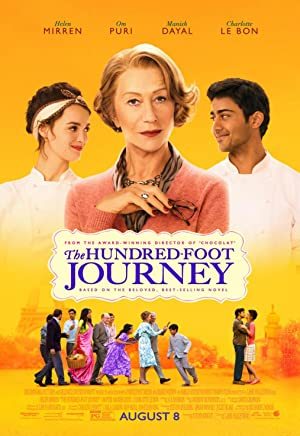 The Hundred-Foot Journey Pelicula Poster