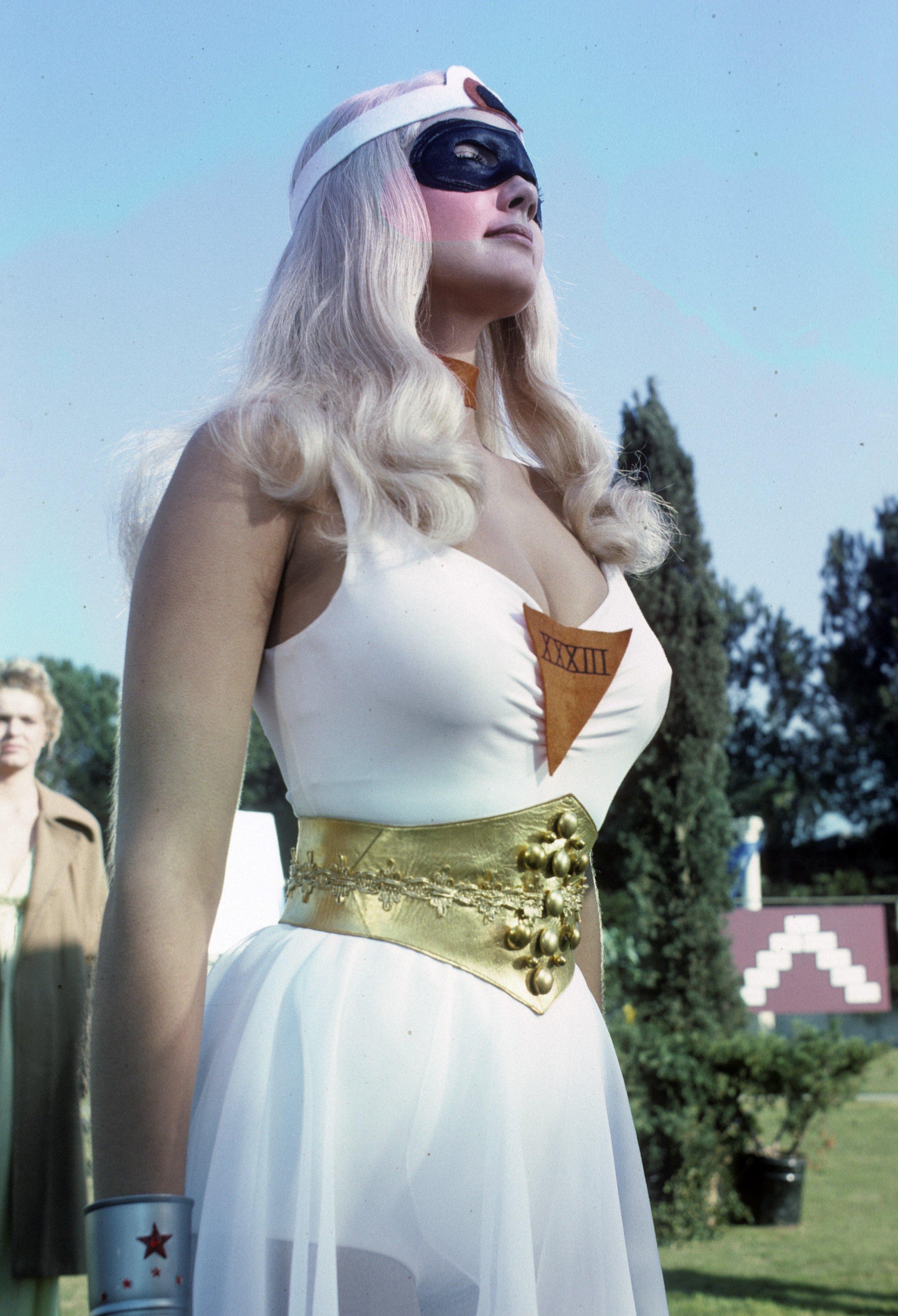 Lynda Carter in The New Original Wonder Woman (1975)