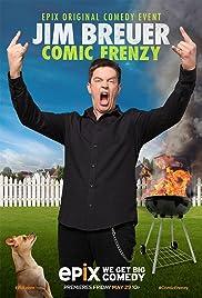 Jim Breuer: Comic Frenzy Poster