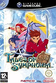 Tales of Symphonia Poster