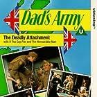 Ian Lavender, John Le Mesurier, and Arthur Lowe in Dad's Army (1968)