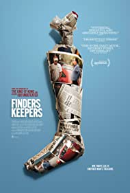 Finders Keepers (2015) Poster - Movie Forum, Cast, Reviews