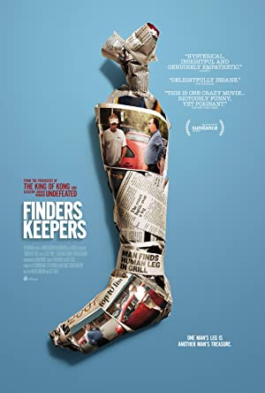 Finders Keepers film Poster