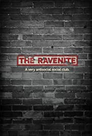 The Ravenite: A Very Antisocial Social Club Poster