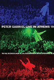 Peter Gabriel: Live in Athens 1987 (2013) film en francais gratuit