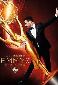 Jimmy Kimmel in The 68th Primetime Emmy Awards (2016)