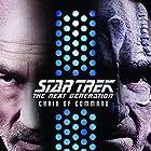 Patrick Stewart and David Warner in Star Trek: The Next Generation (1987)