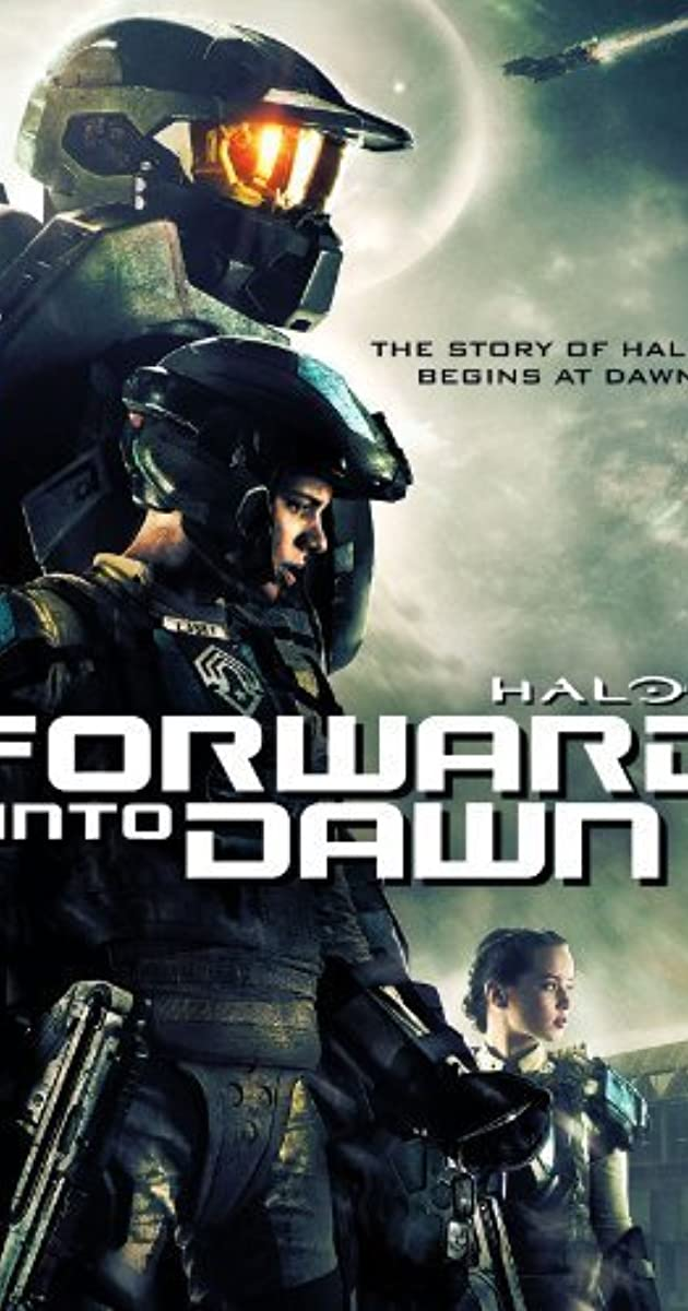 Halo 4: Forward Unto Dawn (2012)