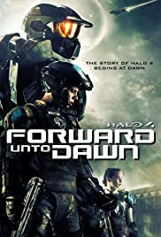 Halo 4: Forward Unto Dawn Poster