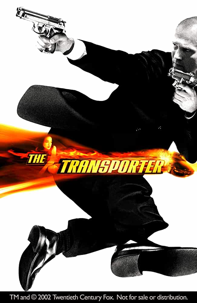 The Transporter (2002) in Hindi