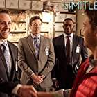 Jake McDorman, Tom Degnan, and Michael James Shaw in Limitless (2015)