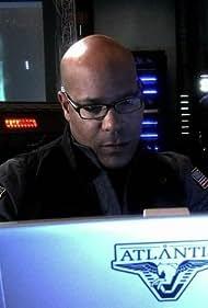 D. Harlan Cutshall in Stargate: Atlantis (2004)