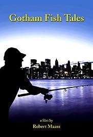 Gotham Fish Tales Poster