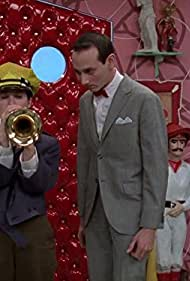 Paul Reubens and Johann Carlo in Ice Cream Soup (1986)