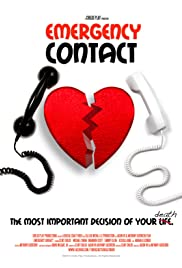 Emergency Contact Poster