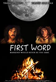 First Word Poster