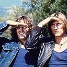 Gérard Depardieu and Patrick Dewaere in Les valseuses (1974)