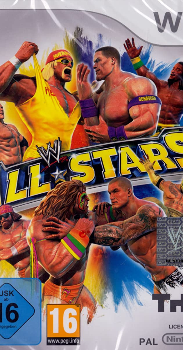 WWE All Stars (Video Game 2011) - IMDb