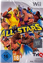 WWE All Stars Poster