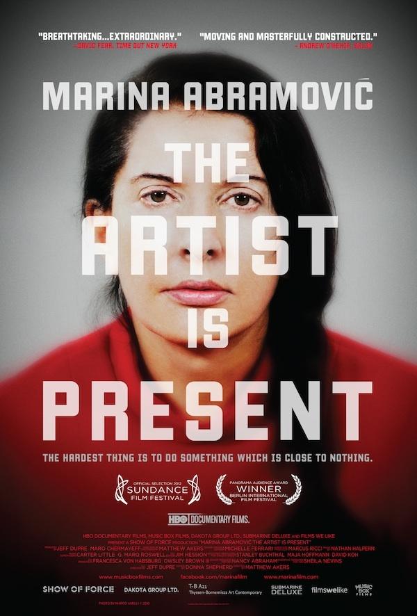 Marina Abramovic The Artist Is Present 2012 Imdb