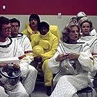 Blythe Danner and Peter Fonda in Futureworld (1976)