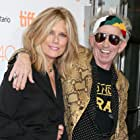 Patti Hansen and Keith Richards at an event for Keith Richards: Under the Influence (2015)