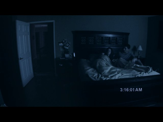 Paranormal Activity 2007 Imdb