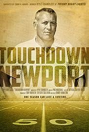 Touchdown Newport Poster