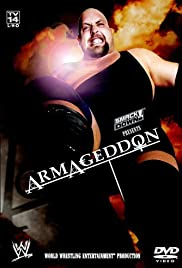 Image result for WWE Armageddon 2004 poster