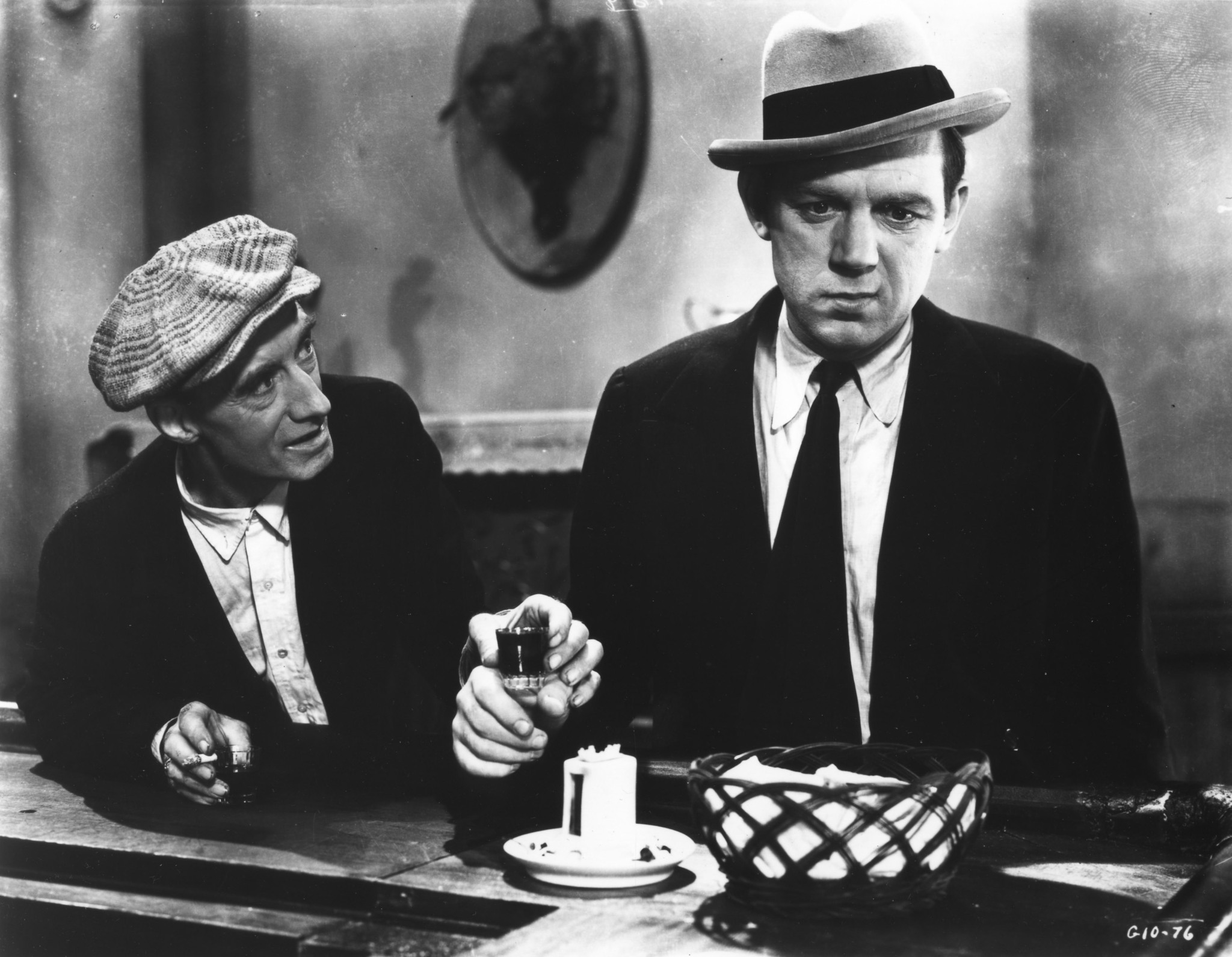 Claude Cooper and Hal Skelly in The Struggle (1931)