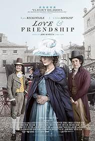 Kate Beckinsale, Chloë Sevigny, Tom Bennett, and Xavier Samuel in Love & Friendship (2016)