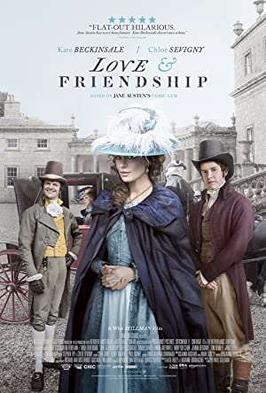 Love & Friendship Pelicula Poster