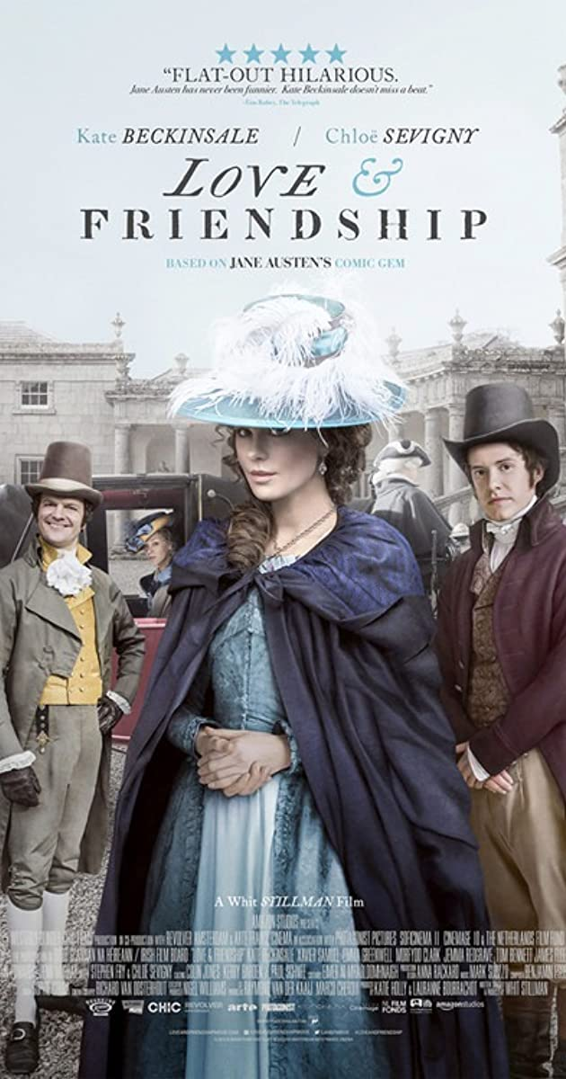 Film Love & Friendship (2016)              COMPLET HD