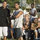 Dwayne Johnson and Xzibit in Gridiron Gang (2006)