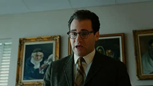 """""""I Tried to Be a Serious Man"""" from A Serious Man"""