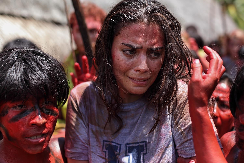 Lorenza Izzo in The Green Inferno (2013)