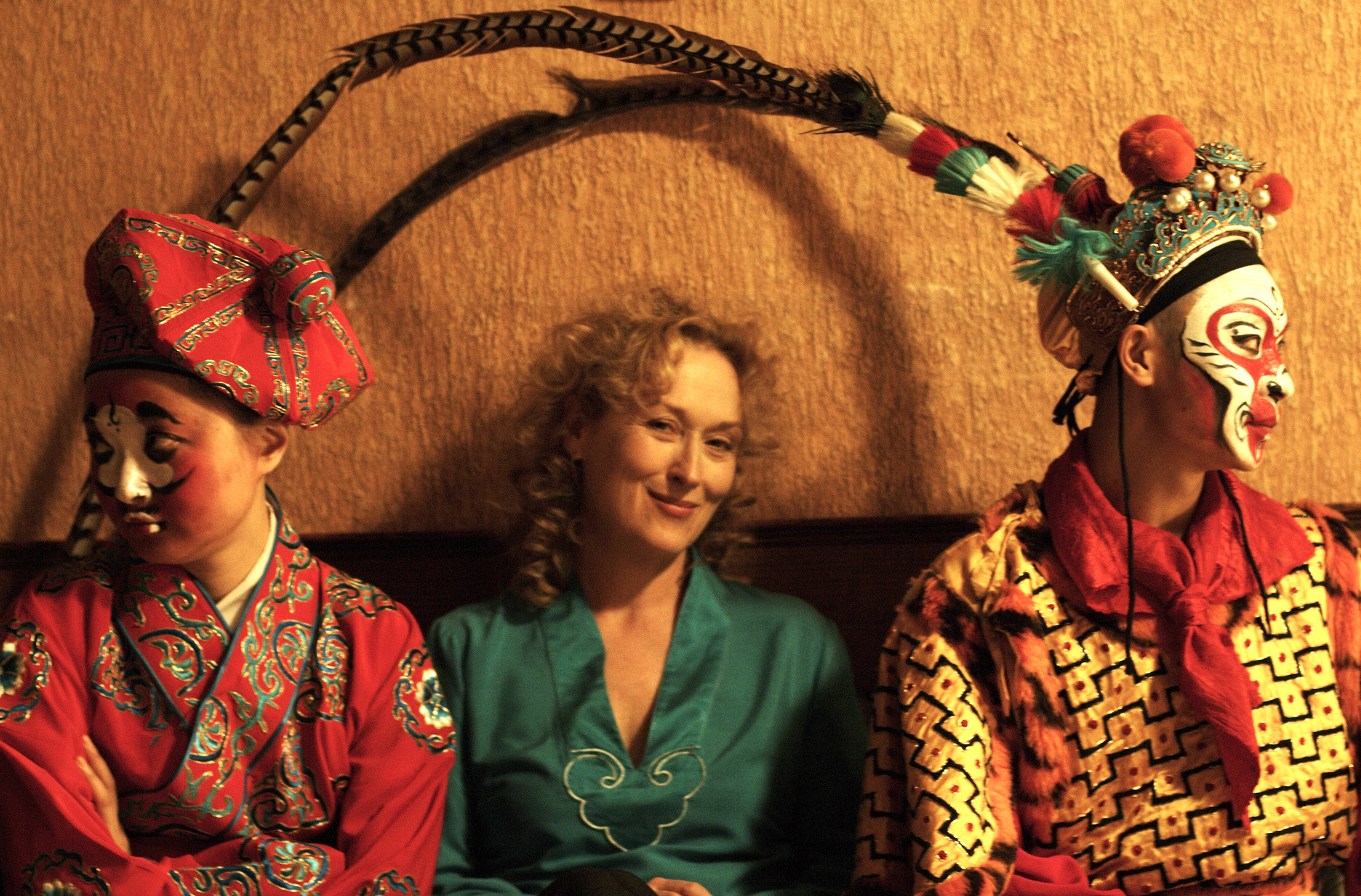 Meryl Streep in Dark Matter (2007)